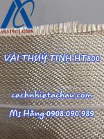 Vải HT800 chống cháy chịu nhiệt - Vật...